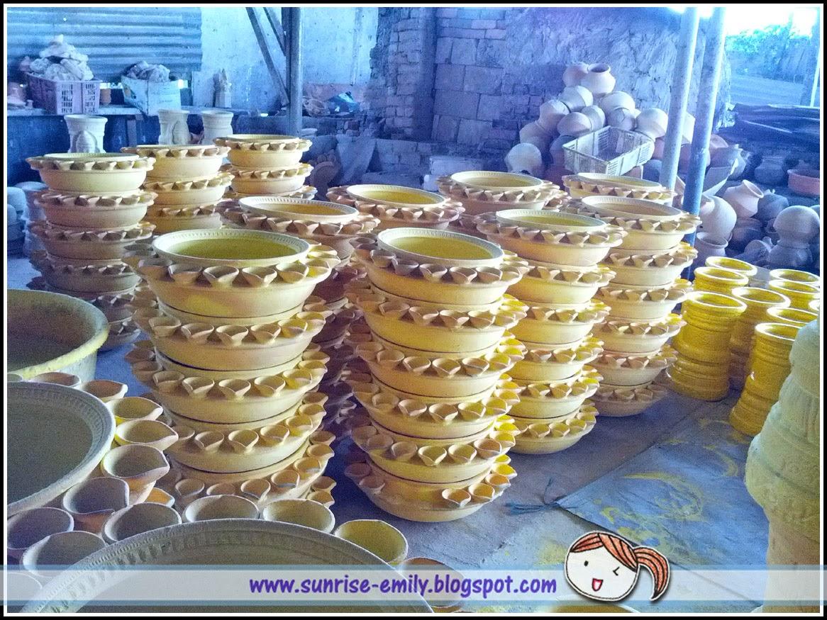 Ramadas Pottery @ Kuala Selangor