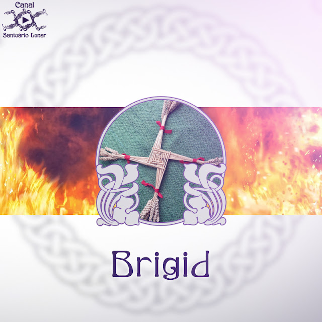 Brigid - Goddess of Fire and Alchemy | Wicca, Magic, Witchcraft, Paganism