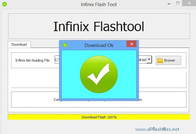 Infinix Mobile Flashing Software/Flash Tool Download Free