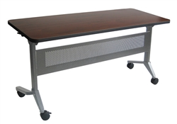 Mayline Flip-N-Go Table