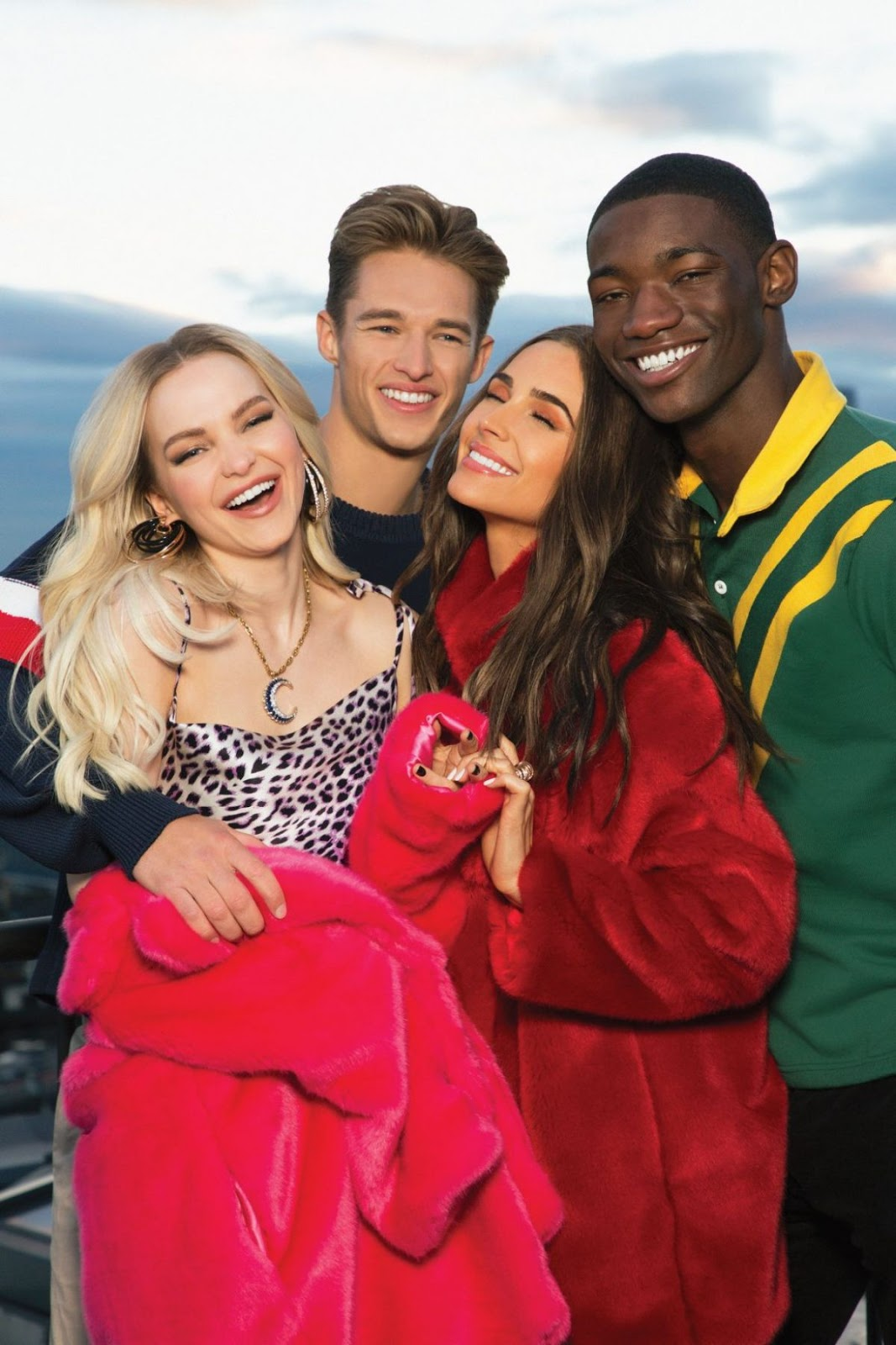 Dove Cameron in Daily Front Row Magazine, Febrauary 2019
