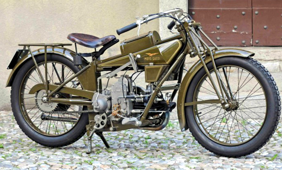Moto Guzzi Normale 1920 - right/B