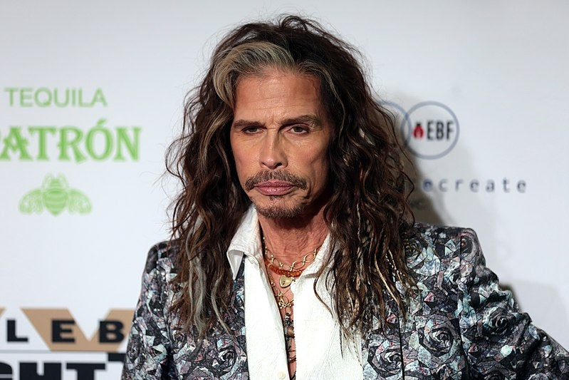 Aerosmith's Steven Tyler Helps Abused Girls And Women By Opening A Second Janie's House