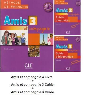 Amis et compagnie - Niveau 3 pdf