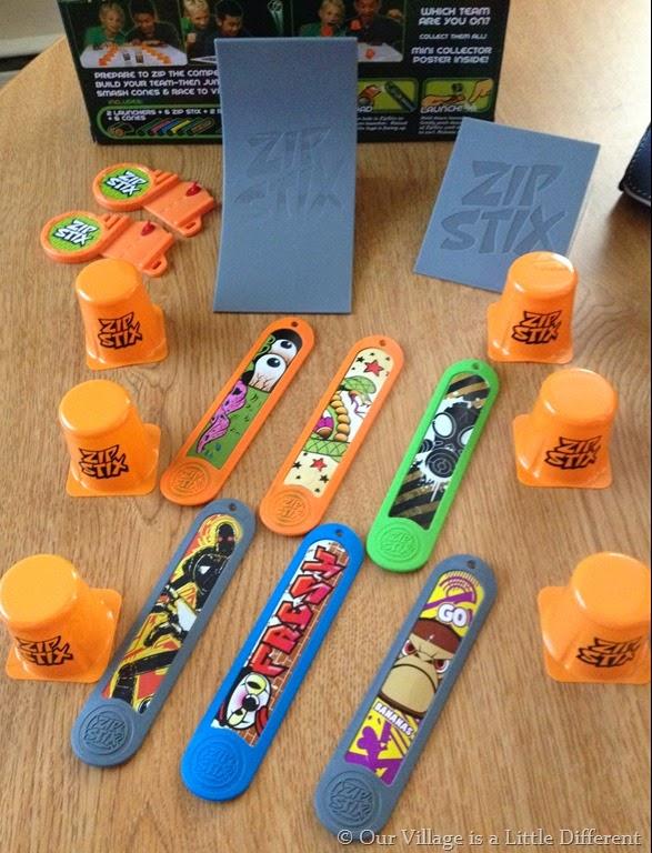 ZipStix Mega pack