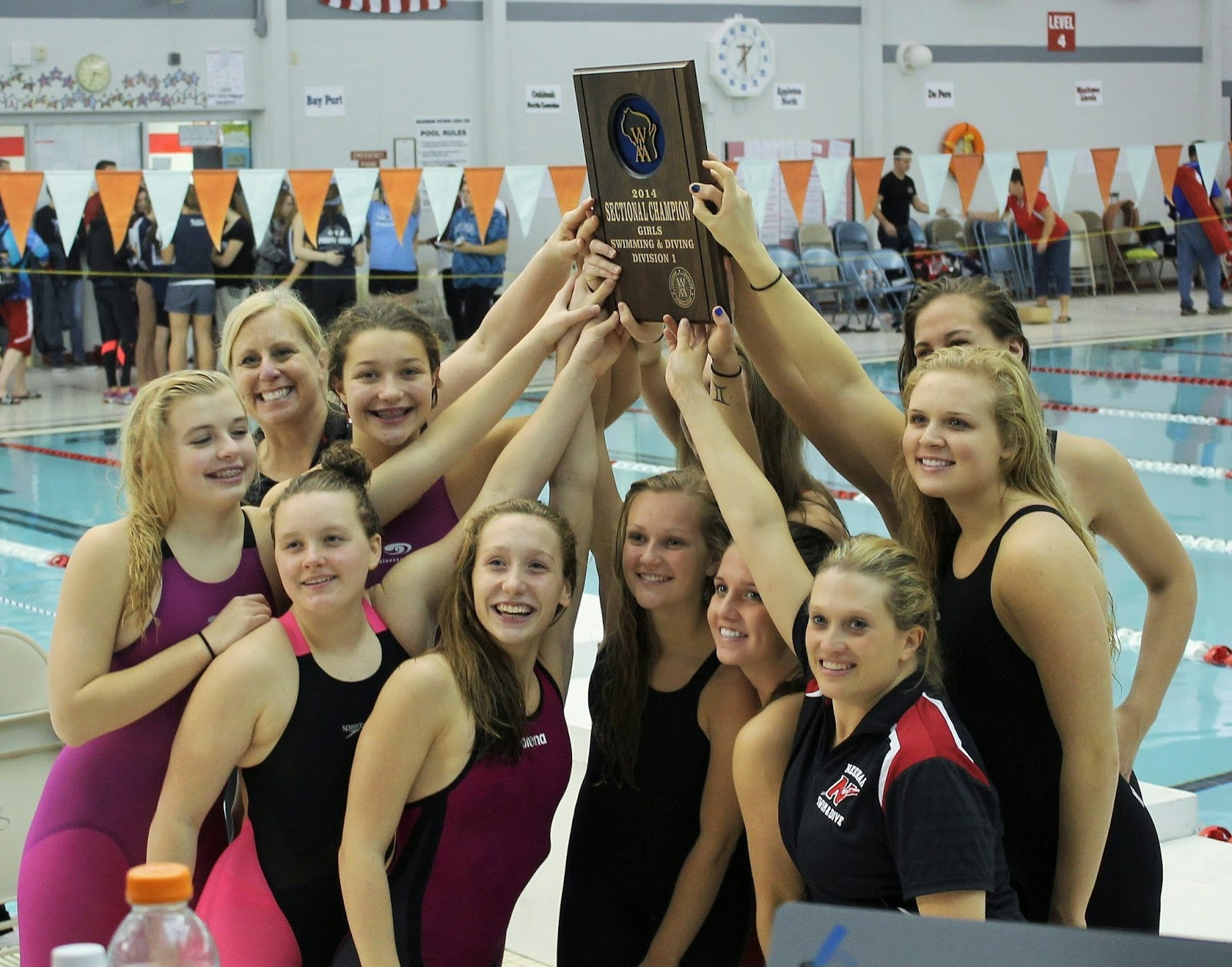 swim meet of champions 2014