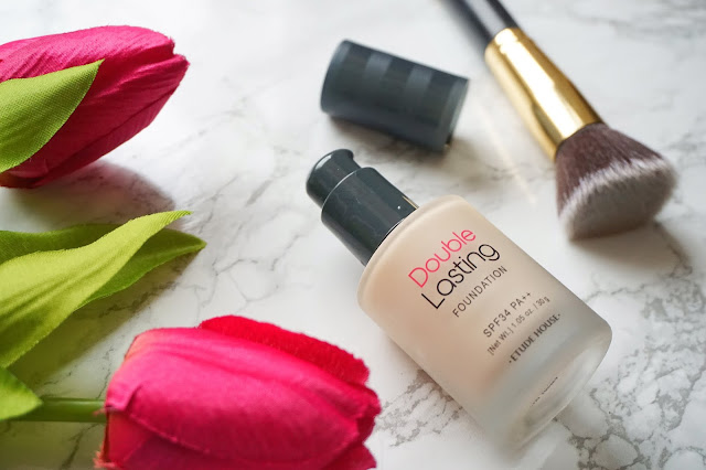 [Review] Etude House - Double Lasting Foundation