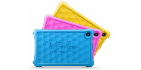 all-new Fire HD 8 Kids Edition - Colors