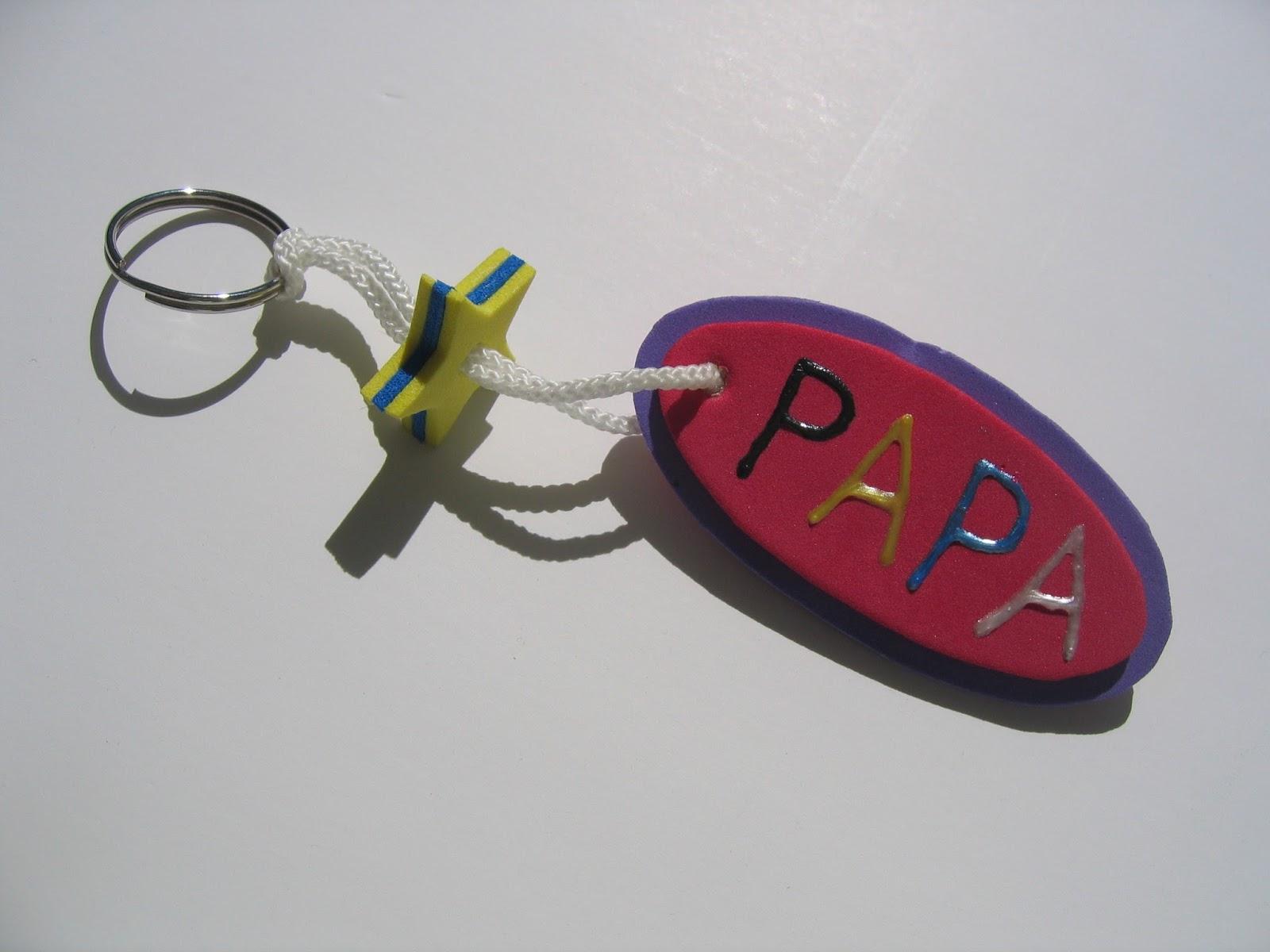 amiscol: porte-clés pour les parents.