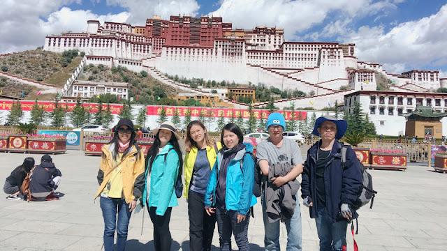 西藏旅行費用說明