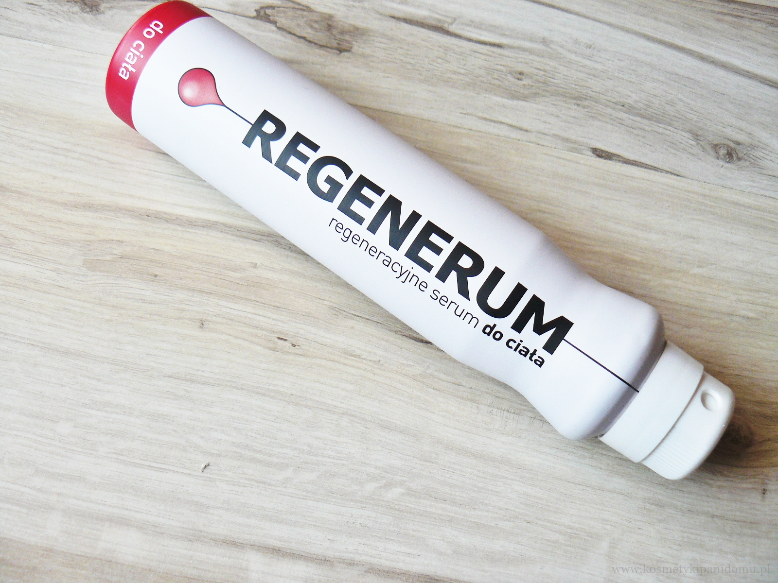 SERUM REGENERUM - PIANKOWY HIT?