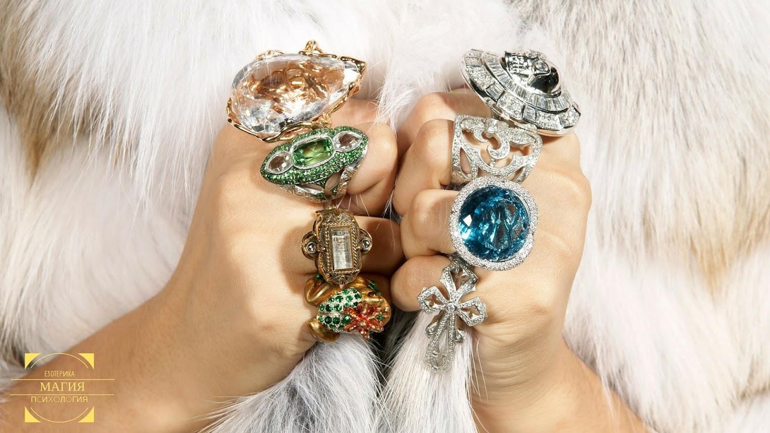Магия колец: как носить кольцо с пользой картинки