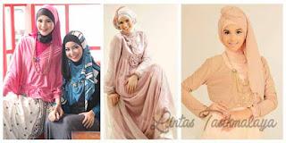Tren Model Pakaian Wanita Muslimah Terbaru 2018