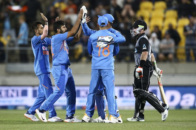 India vs New Zealand 4th T20 2020 Scorecard Playing 11 NZ v IND Highlights