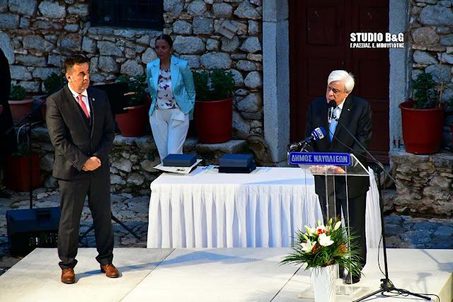 Παυλόπουλος: Ο ακραίος νεοφιλελευθερισμός υποσκάπτει τη Δημοκρατία