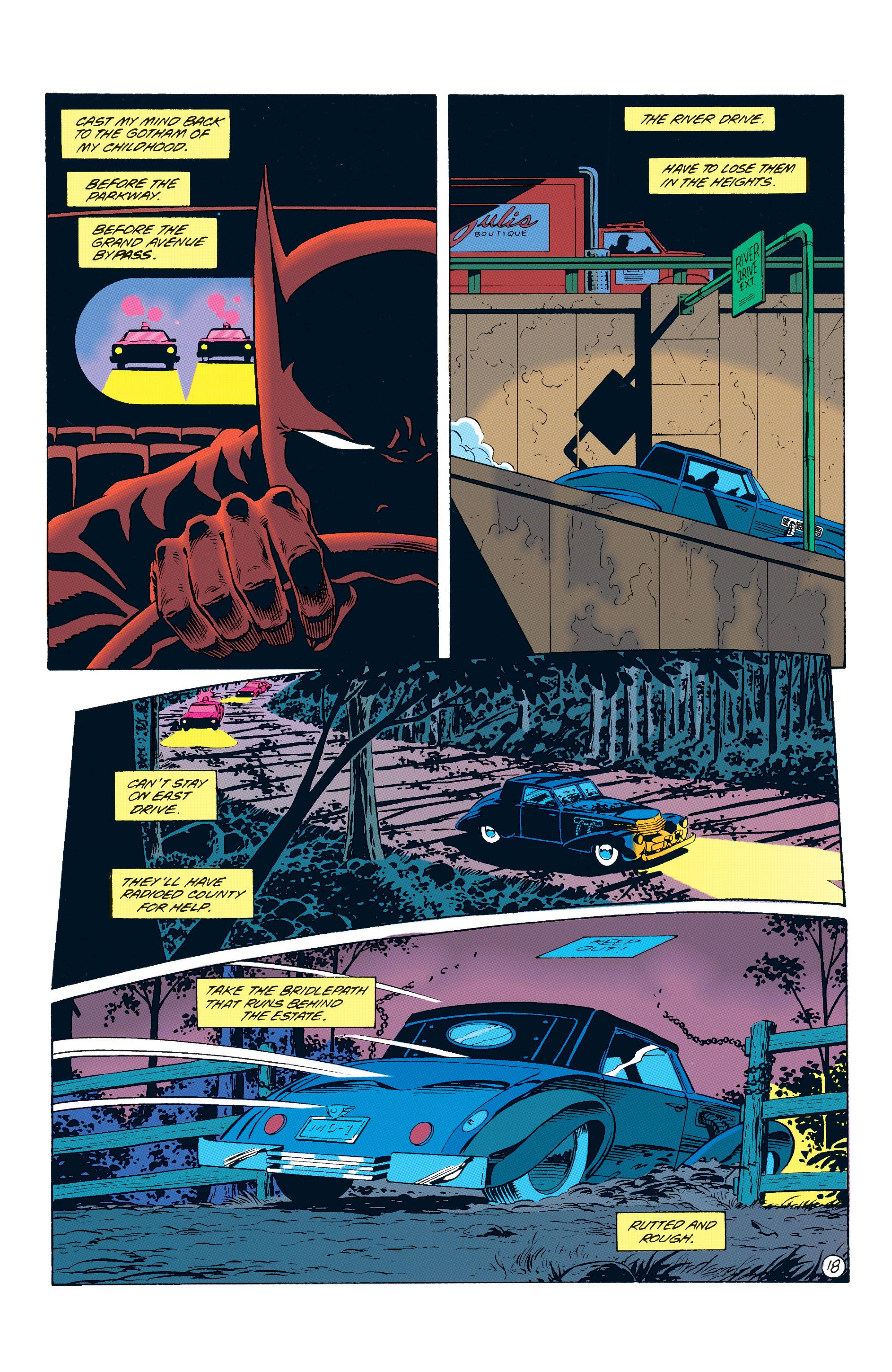 Detective Comics (1937) 678 Page 18