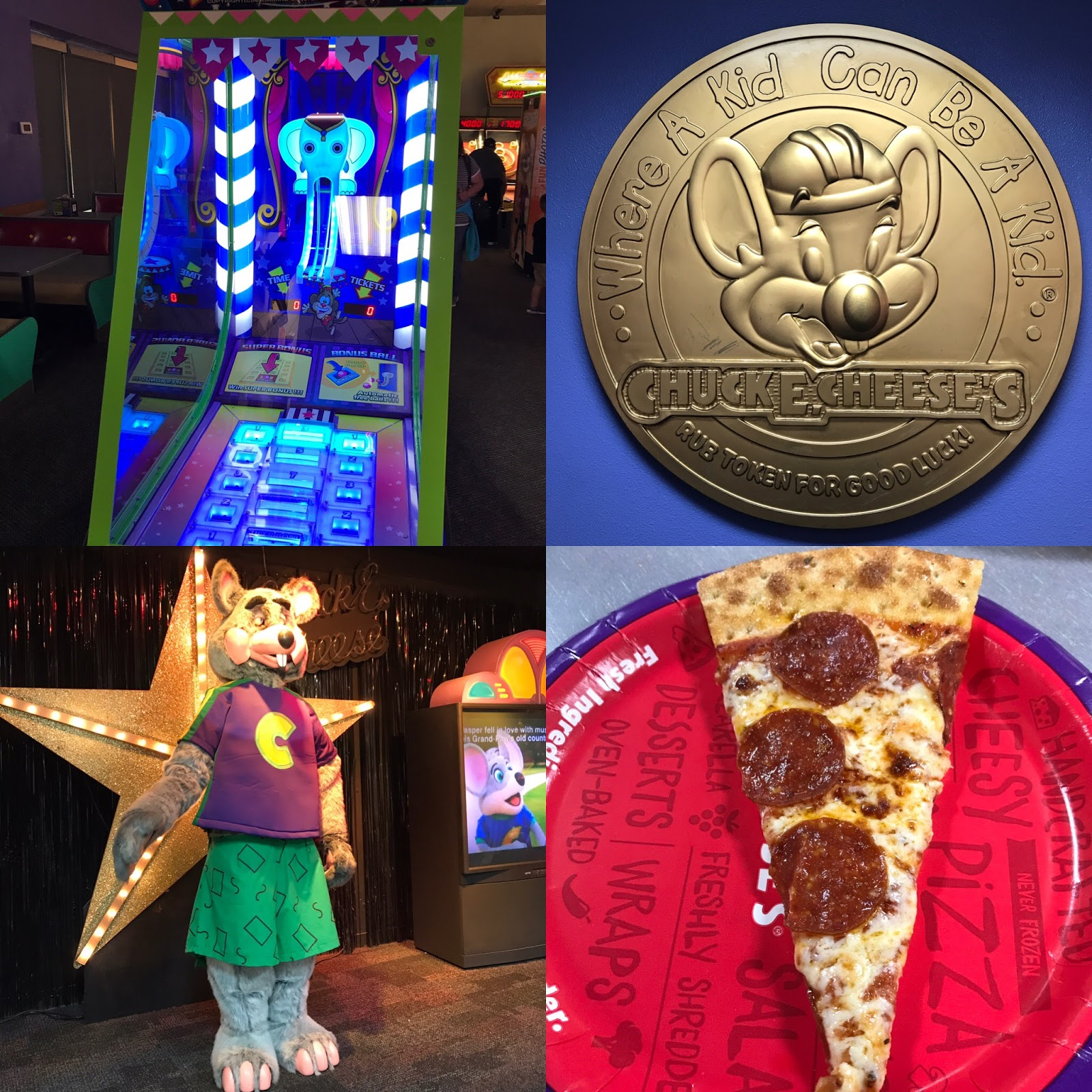 Didn't get a stuffed teddy during Build-A-Bear's promotion on Thursday? Chuck E. Cheese wants to help. The popular children's restaurant chain announced on Facebook their own version of Build-A.