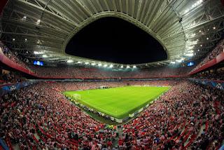 Diadakannya Pertandingan di Stadion San Mames
