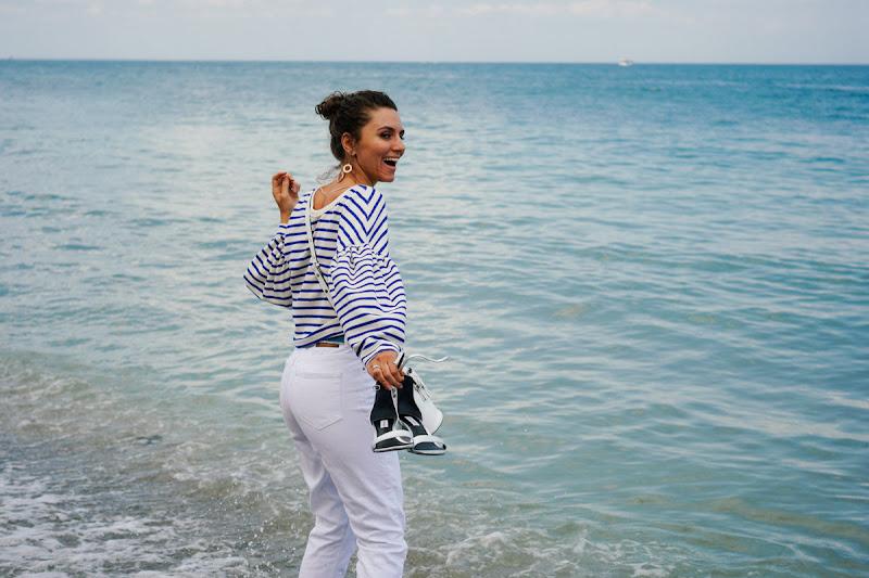 что надеть на прогулку на море