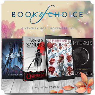 Book Giveaway Banner