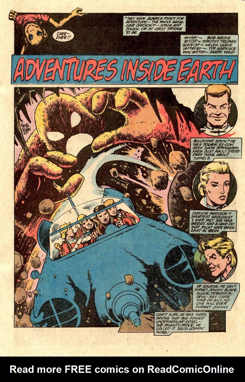 Read online Secret Origins (1986) comic -  Issue #43 - 20