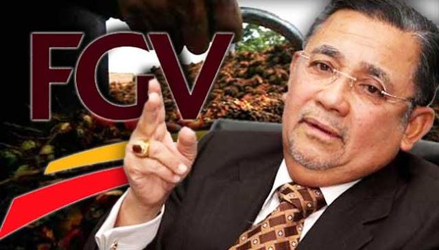 """#FELDA """"Peneroka FELDA Tetap Akan Menerima Dividen"""" - Tan Sri Mohd Isa Abdul Samad #FGV #FeldaDihatiku"""