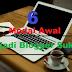 6 Modal Awal Menjadi Blogger Sukses
