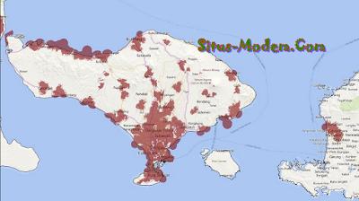 Jangkauan Smartfren 4G LTE Wilayah Jawa Timur dan Bali