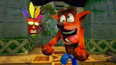 Videojuego Crash Bandicoot