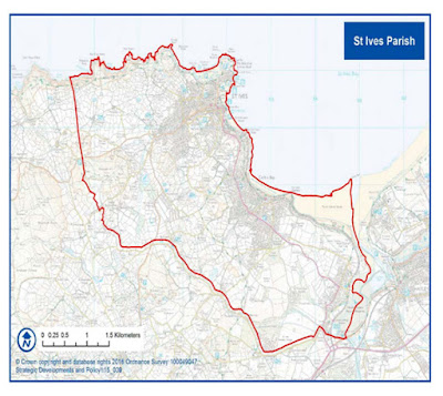 St Ives Cornwall - Neighbourhood Plan - 2015 - 2030