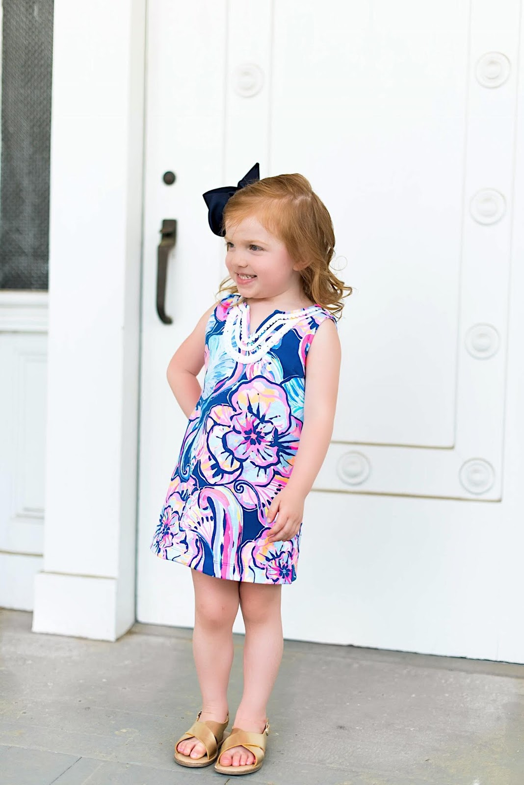 Lilly Pulitzer Mini Harper Shift Dress - Something Delightful Blog