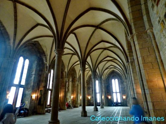 Visitar la abadía del Monte Saint Michel