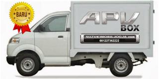 Harga APV BOX Sumber Baru Mobil Suzuki Yogya