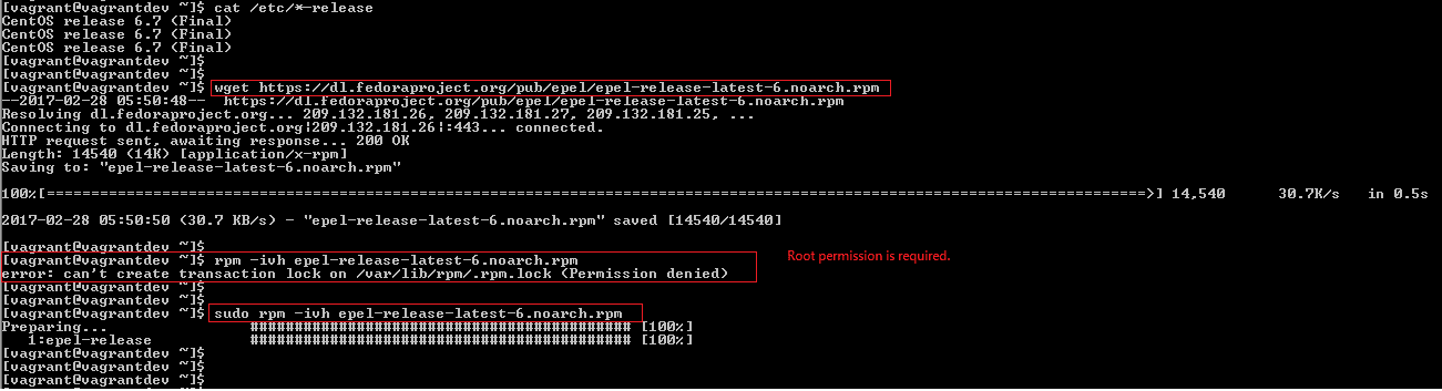 Anshul's Blog: How to install EPEL Repository on RHEL/CentOS