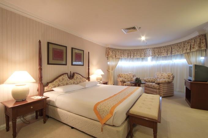 Kerja -kerja Hiasan Dalaman Bilik -bilik kediaman Hotel Putra Palace,Perlis Indera Kayangan.