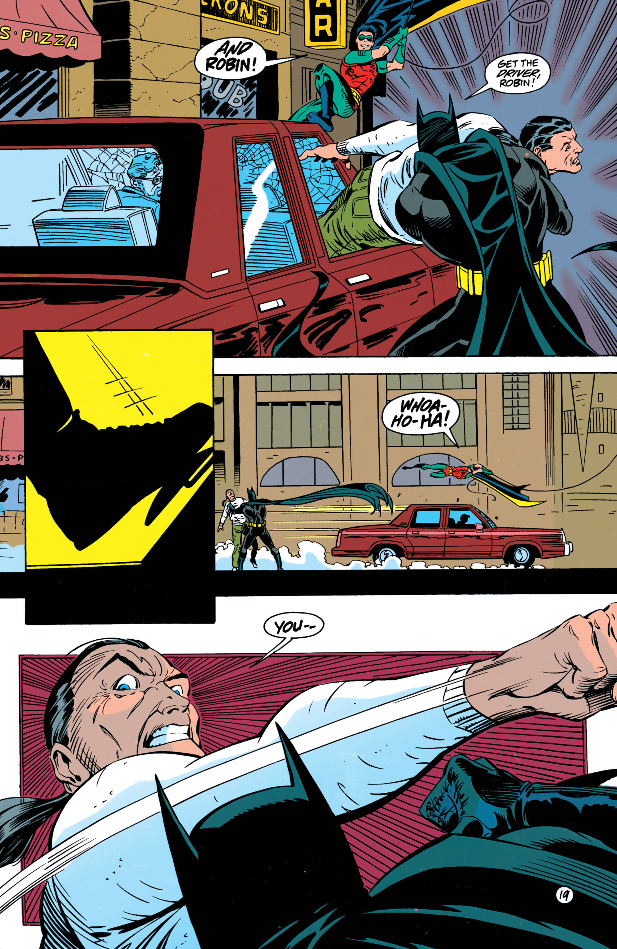 Detective Comics (1937) 683 Page 19