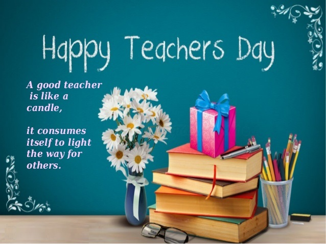 essay of world teachers day