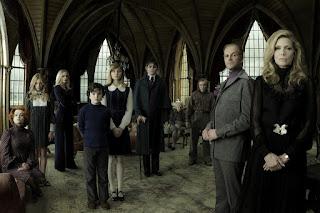 Tim Burton's Dark Shadows cast