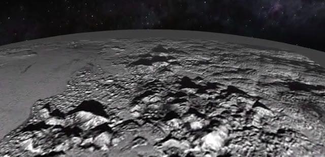 New Horizons chega em Plutão
