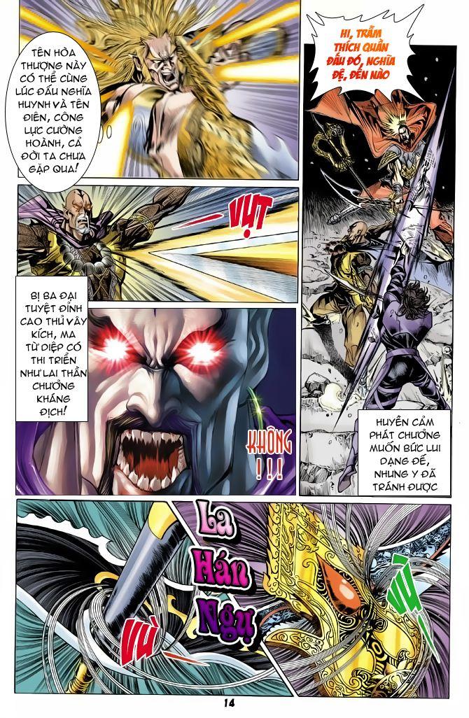 Đại Đường Uy Long chapter 56 trang 14
