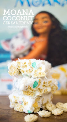 Moana treats