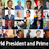 Kerala PSC - List of World President and Prime Ministers