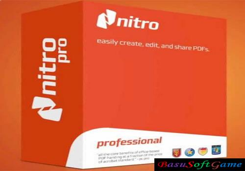 NITRO PDF Pro 9 5 1 5 Document Viewer with CRACK for Windows