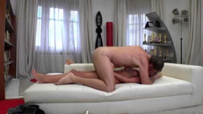 Marilyn Crystal in Intimate Casting - Rocco Siffredi