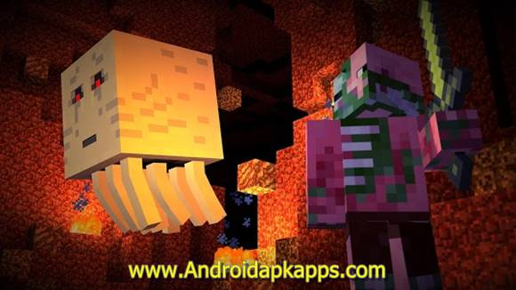 Minecraft Story Mode MOD Apk v1.14 Full OBB Data Terbaru Gratis Free Download