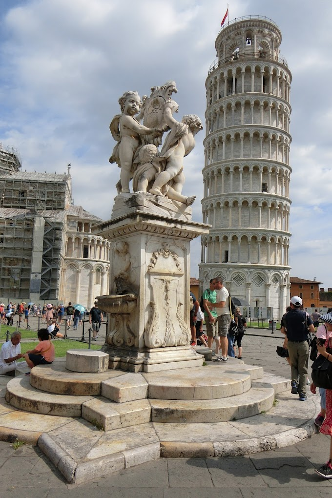 SUMMER VACATION TRIP TO PISA