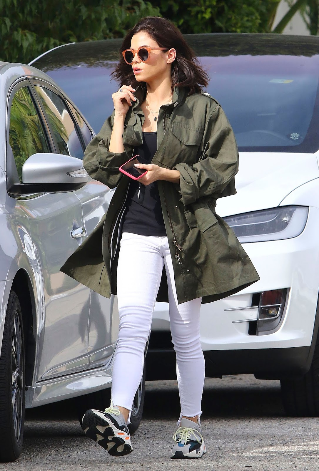 Jenna Dewan - Out and about in LA January 29, 2019