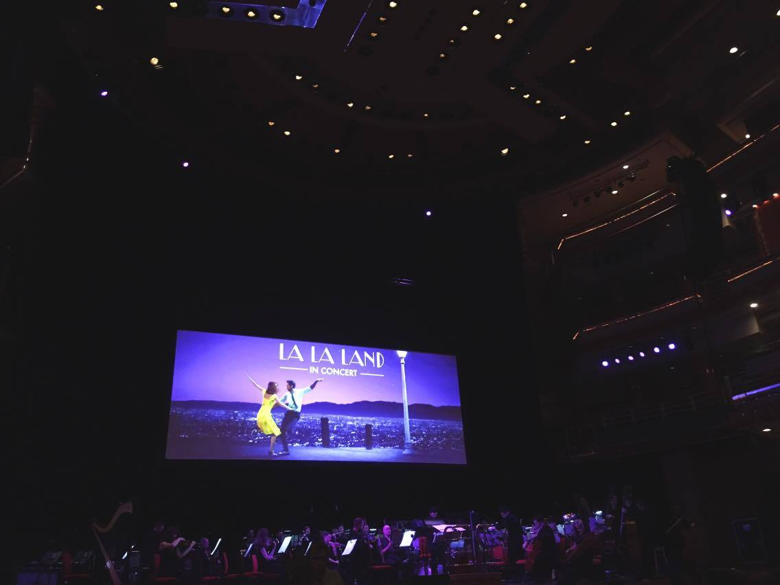 La La Land in Concert Review Birmingham Symphony Hall