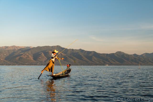 Lac Inle - Myanmar Birmanie