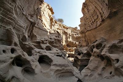 El Valle de las Estrellas, la isla de Qeshm